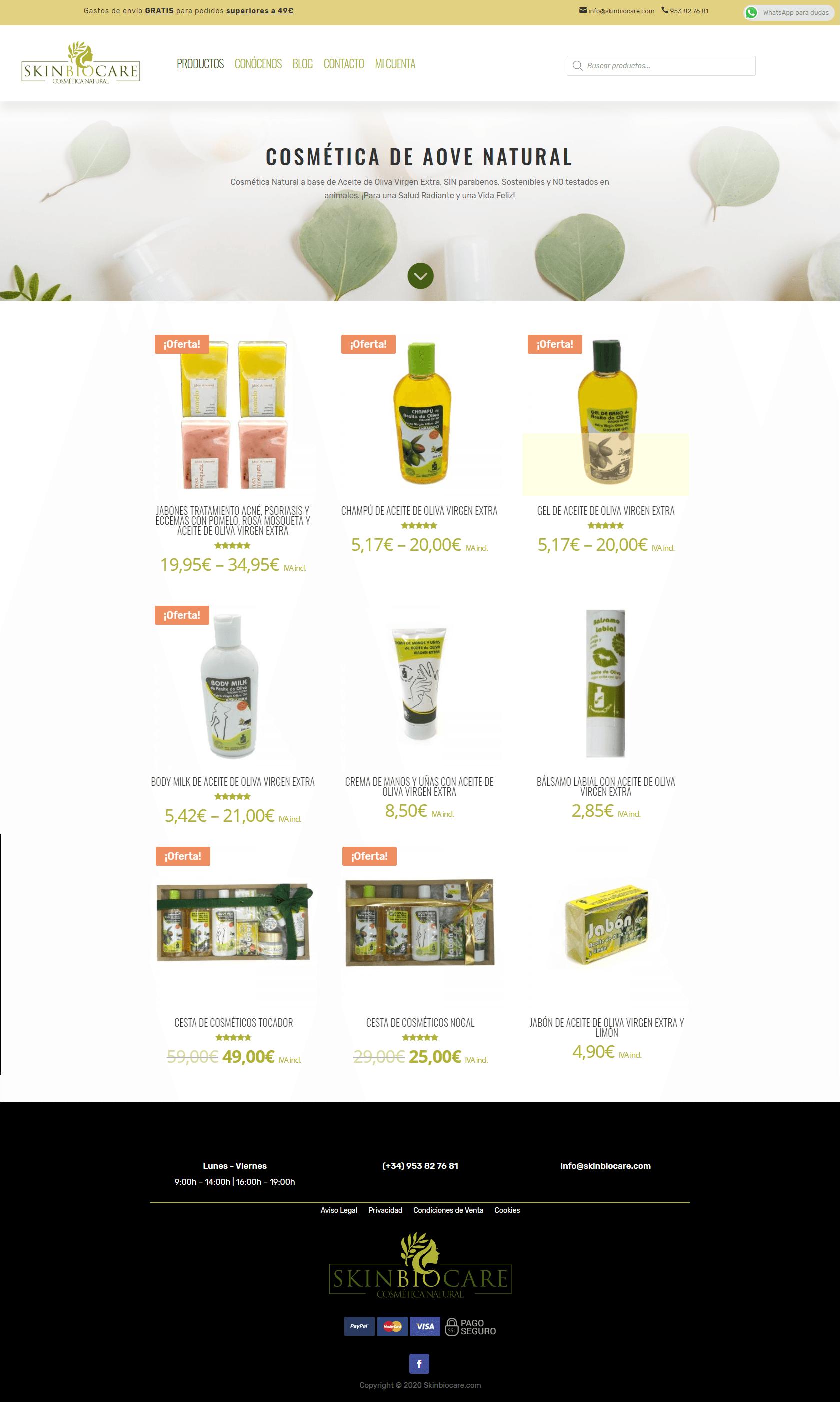 skinbiocare.com